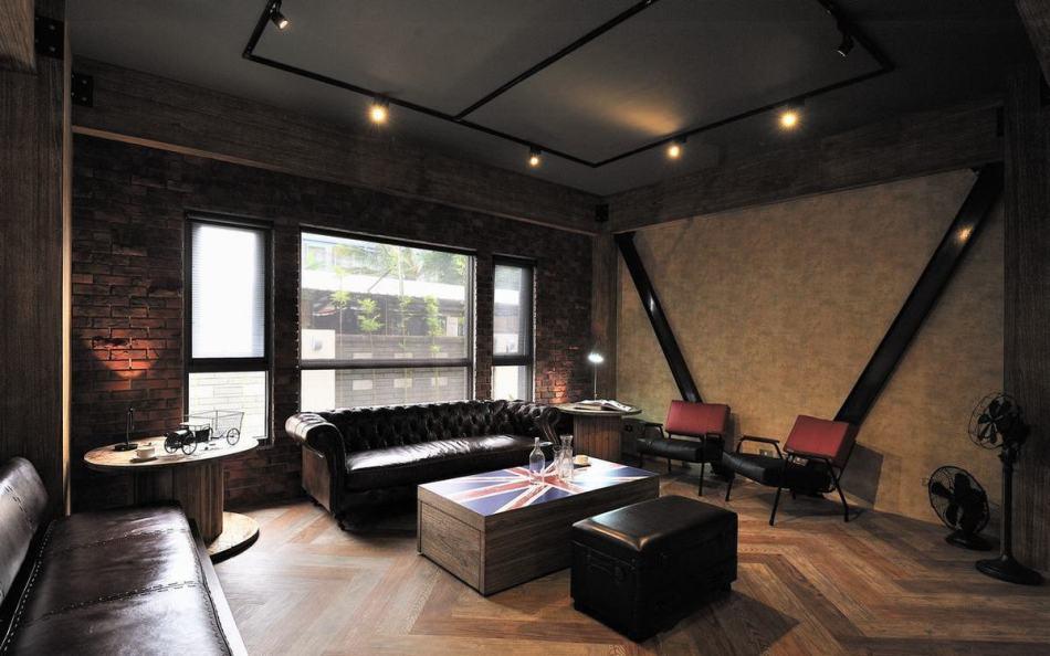 古典风格客厅图