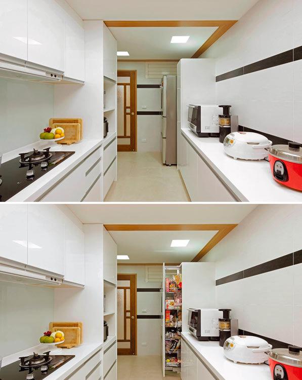 厨房欣赏图