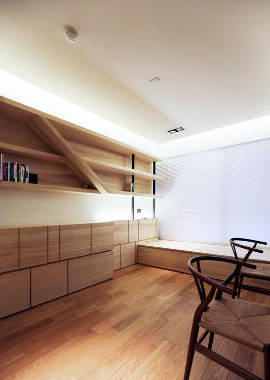 现代风格客房机能图片