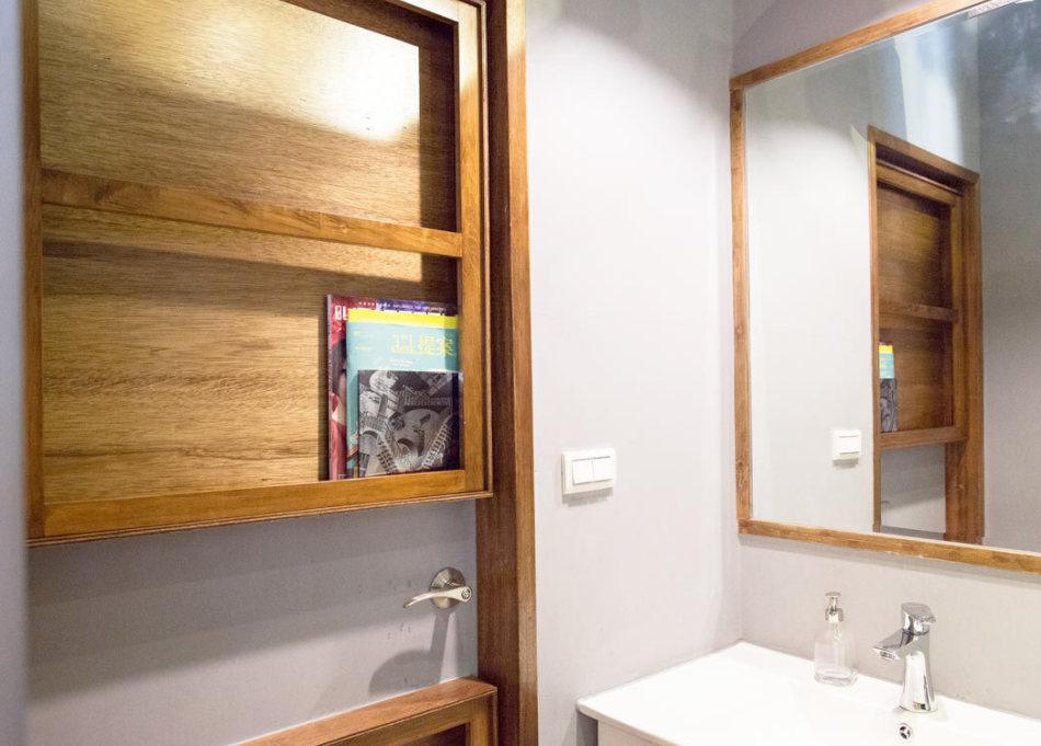 休闲多元厕所装修图片