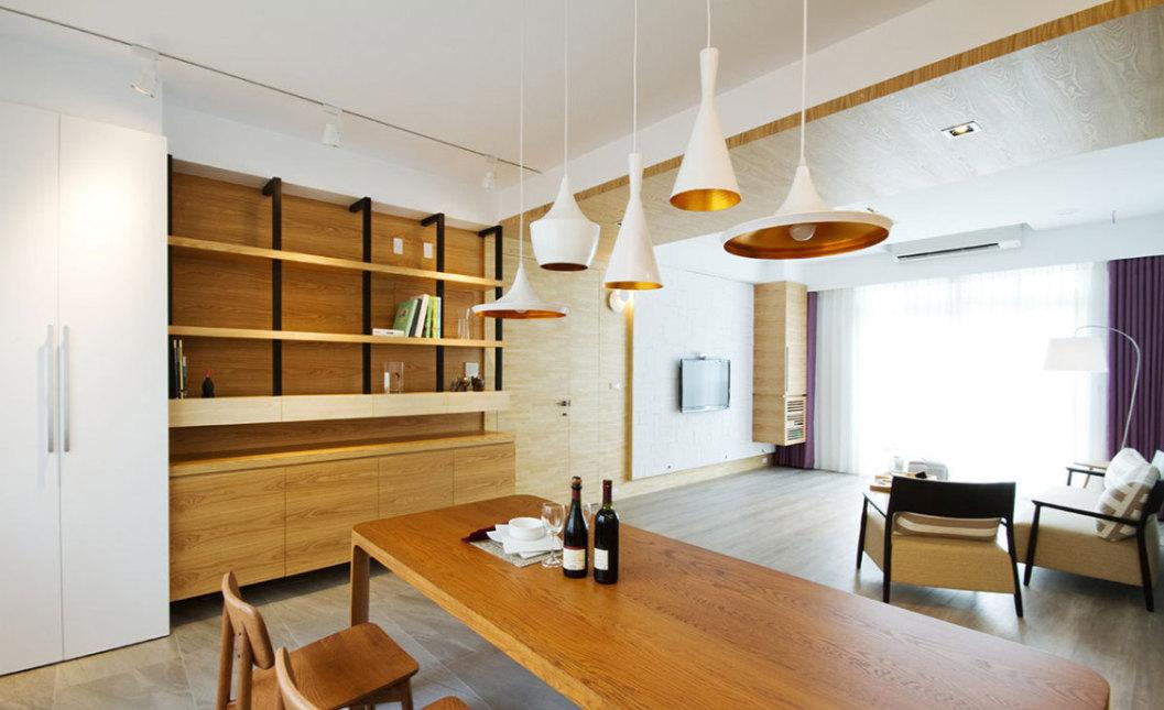 现代风格餐厅图片