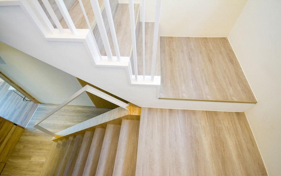 现代风格楼梯图片