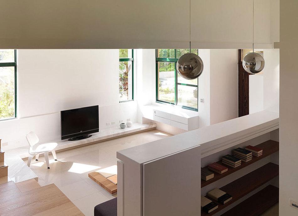 现代风格降板设计设计效果图