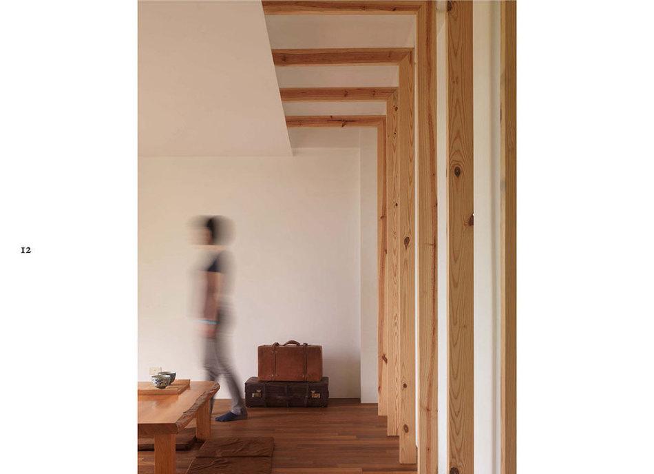 现代风格和室设计效果图