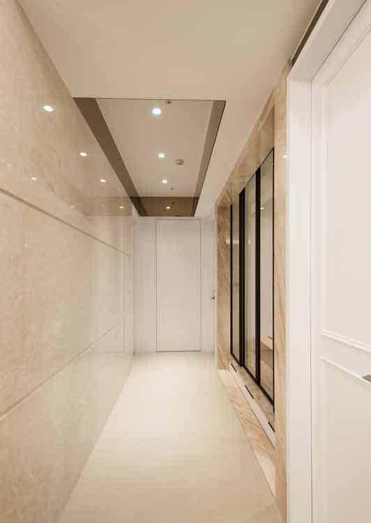 新古典华丽廊道设计图片