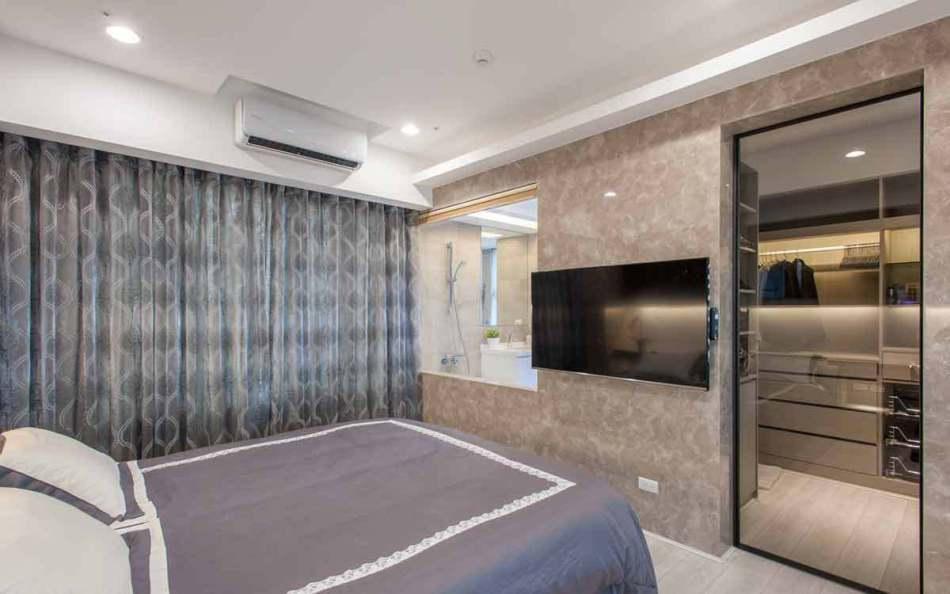 新古典主卧室设计图片