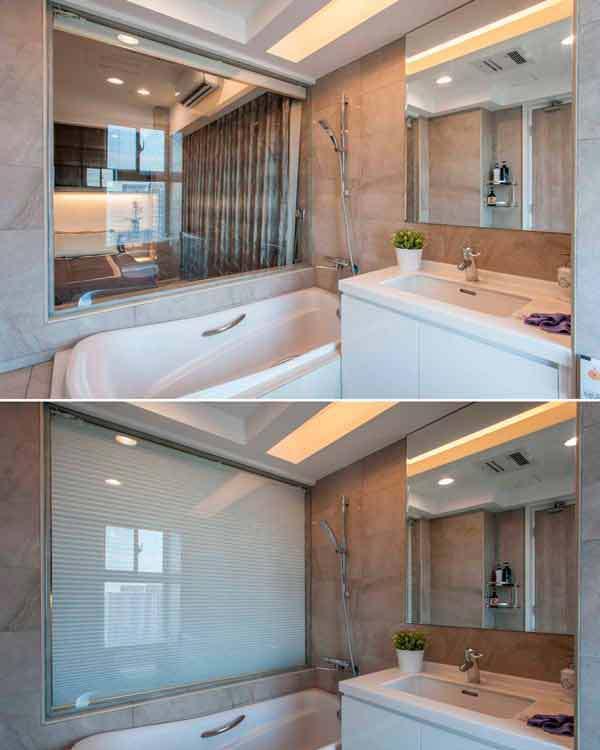 新古典沐浴时光设计图片