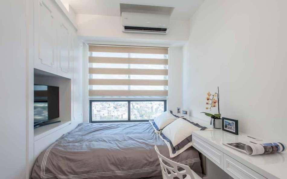 新古典次卧房一设计图片