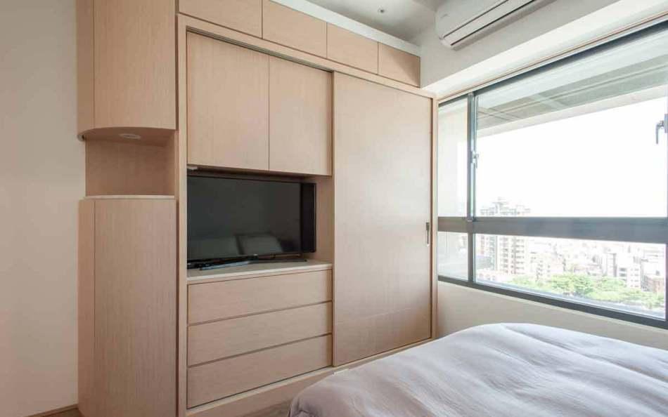 新古典次卧房二设计图片