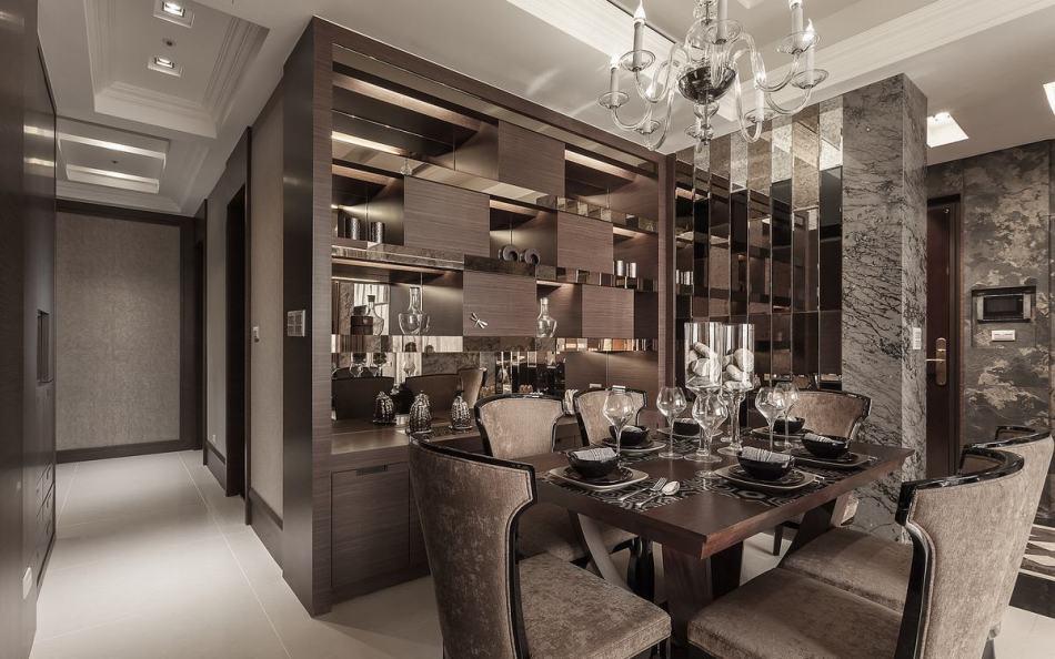 古典风格餐厅装修效果图