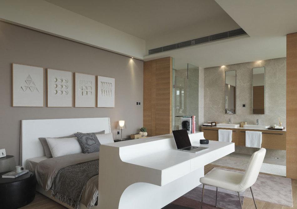 休闲多元主卧房设计图片