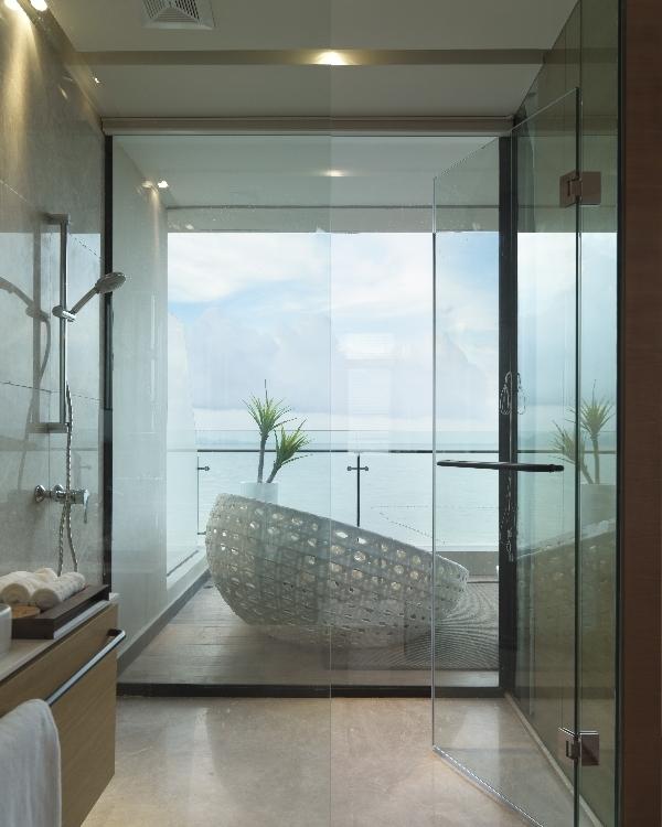 休闲多元卫浴设计图片