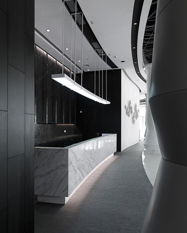 现代风格柜台设计图片