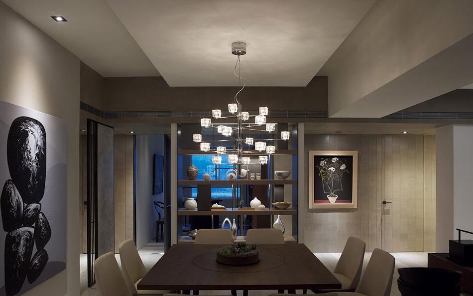 现代风格餐厅设计设计图片
