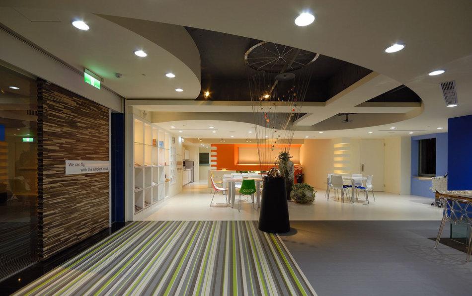现代风格地坪设计效果图
