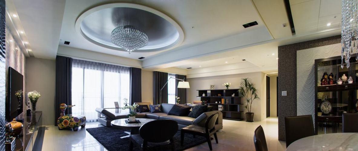 奢华风格订製家具装修案例