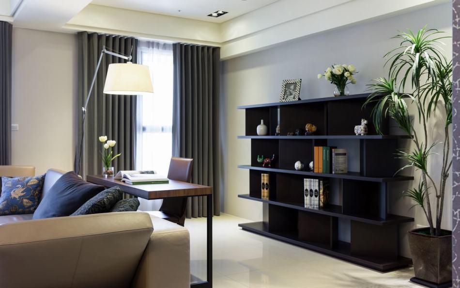奢华风格书房装修案例