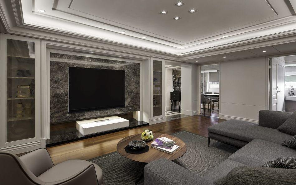 新古典客厅图片