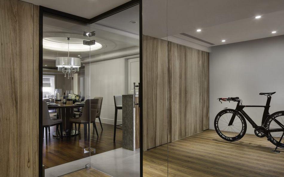 新古典运动休闲室图片