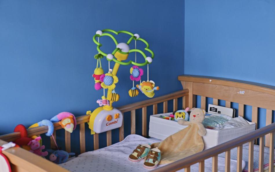 休闲多元小小孩睡眠区装修案例