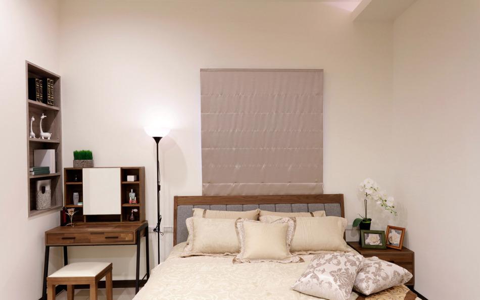 休闲多元三楼卧室图片