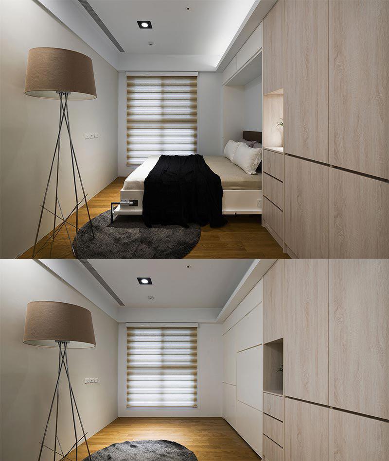 现代风格多功能室装修图片
