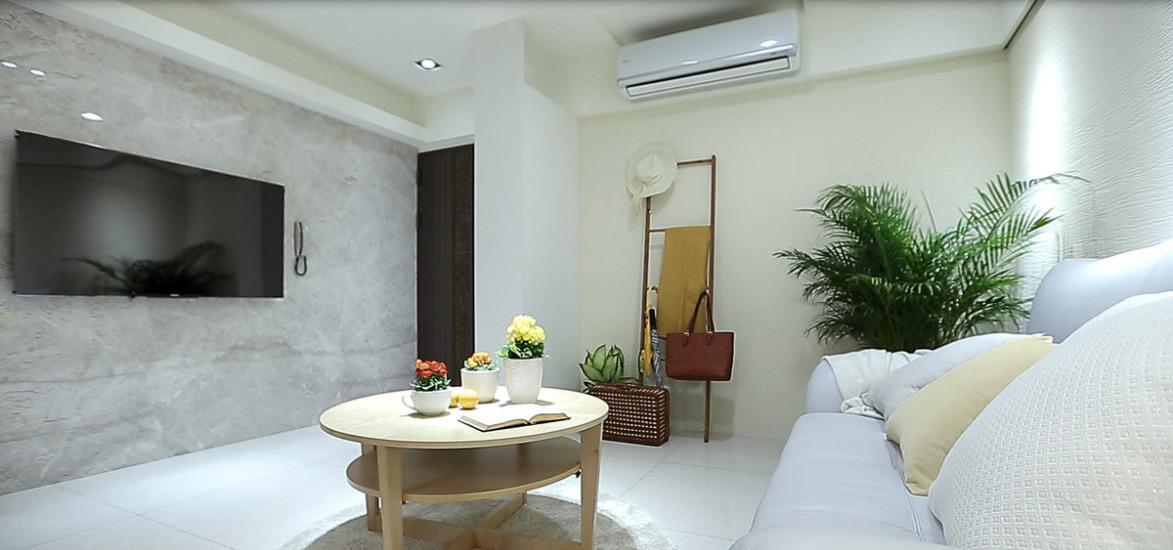 现代风格客厅设计效果图