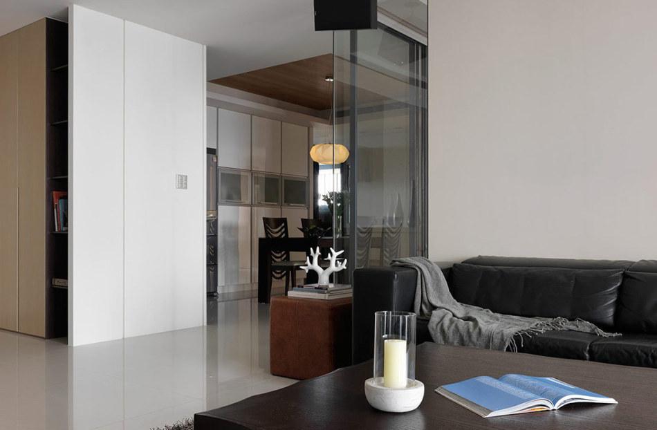现代风格玻璃介面设计图片