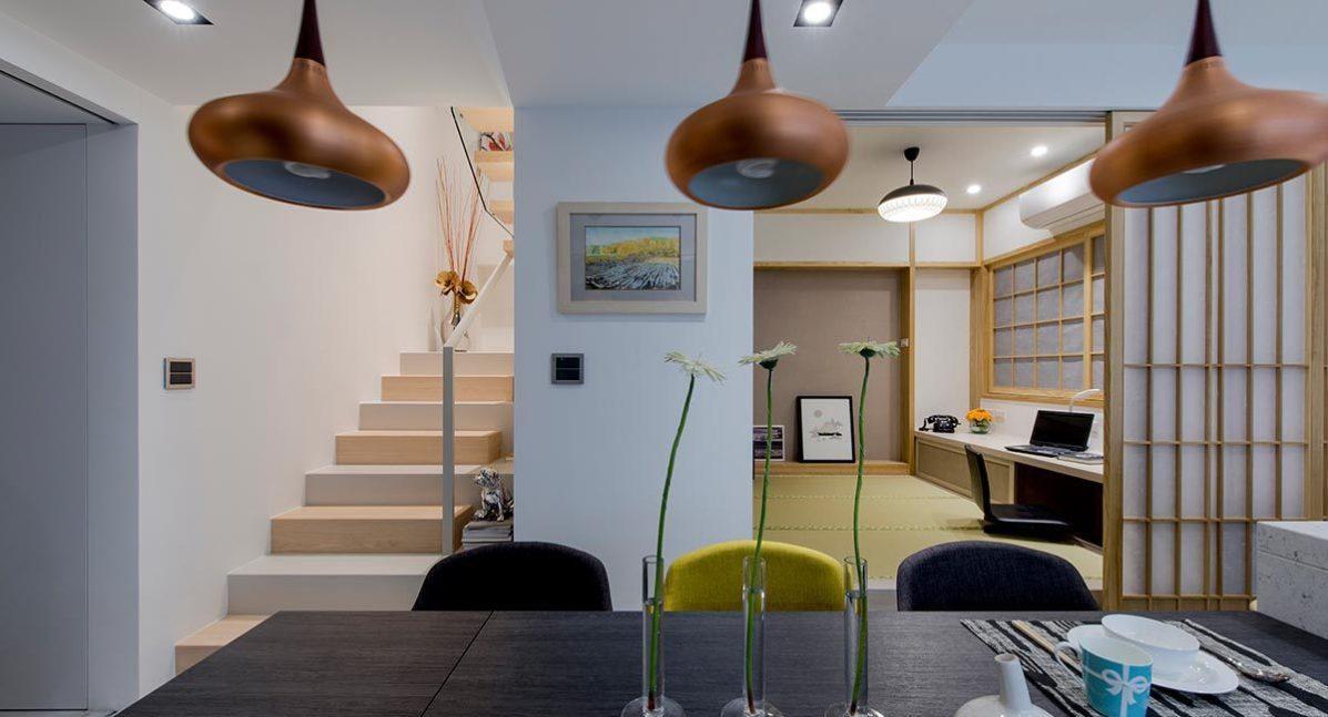 现代风格和室效果图