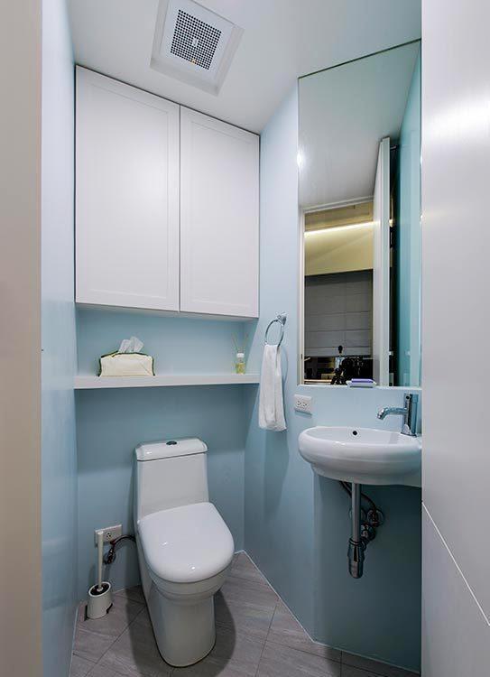 新古典半套浴室效果图