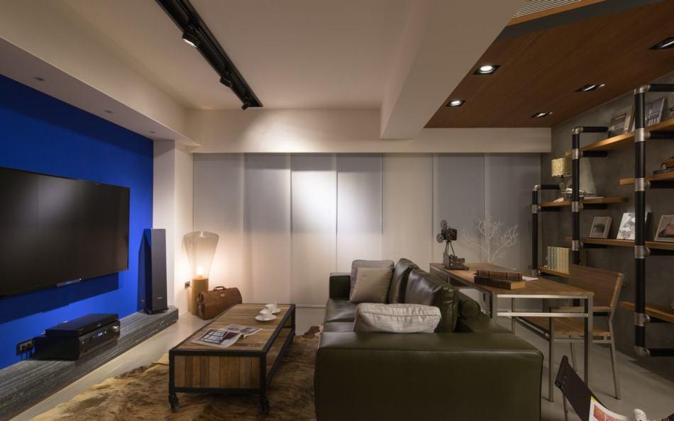 现代风格厅区设计图片