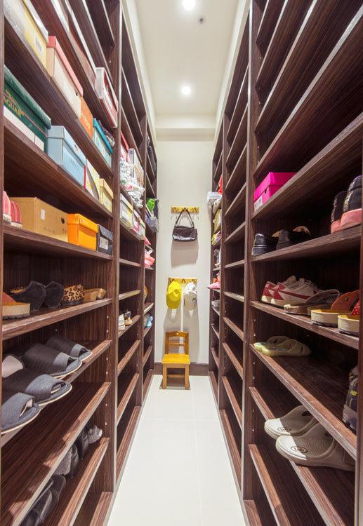 新古典鞋柜欣赏图