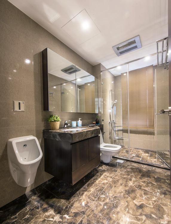新古典卫浴空间欣赏图