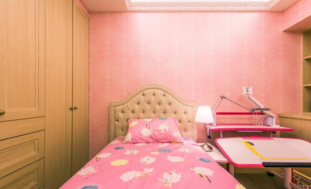 新古典小孩房装修图片