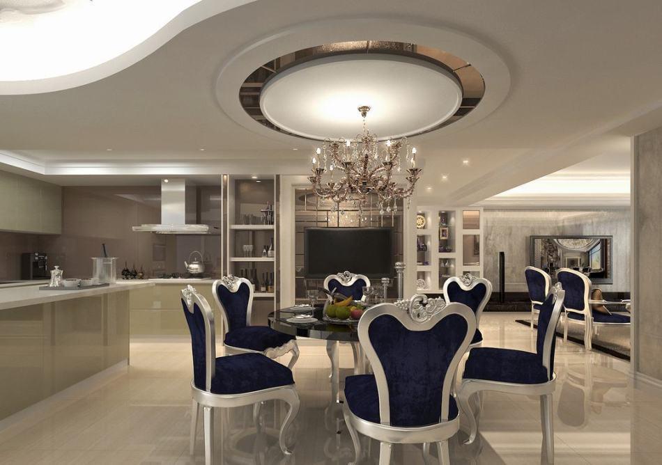 新古典餐厅图片