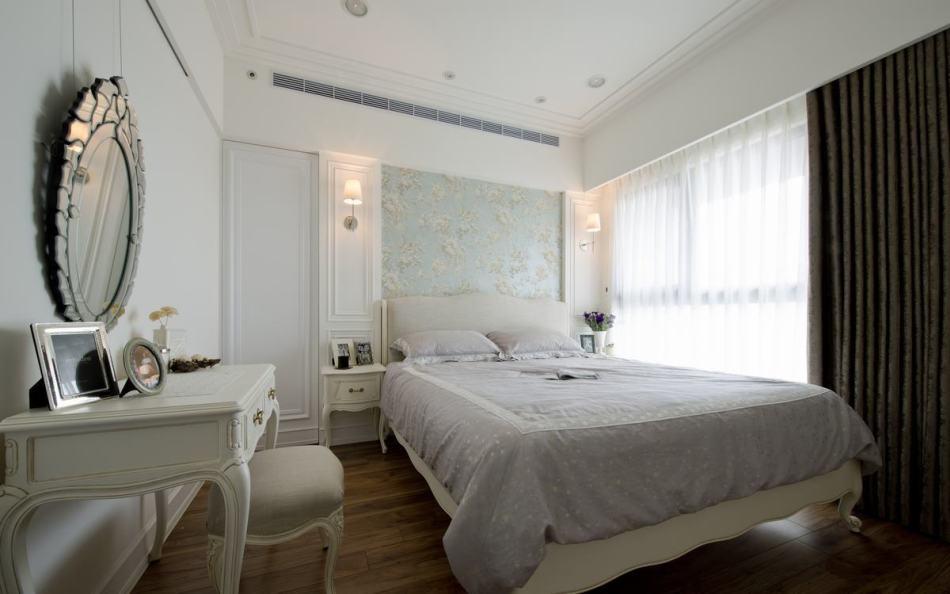 美式风格主卧室图片