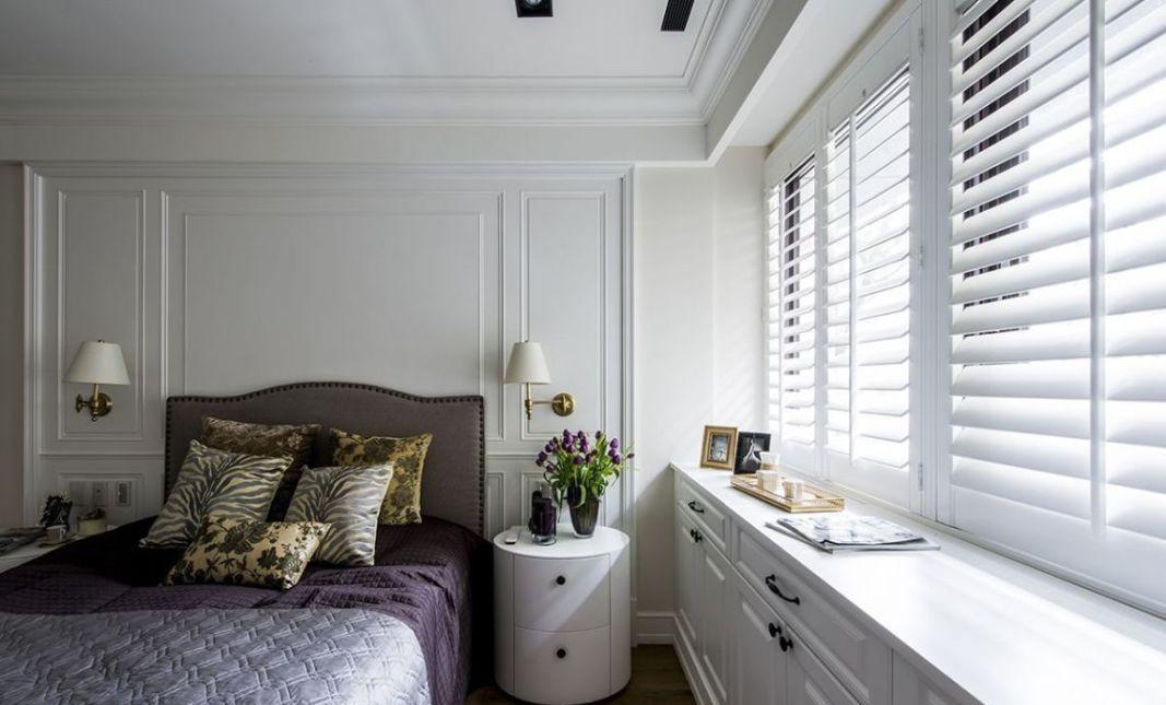 美式风格主卧室图