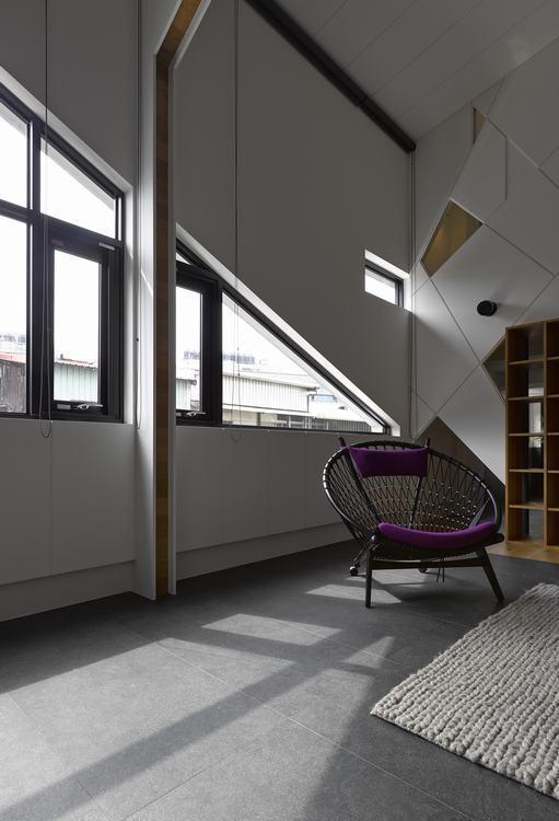 现代风格空间一隅效果图
