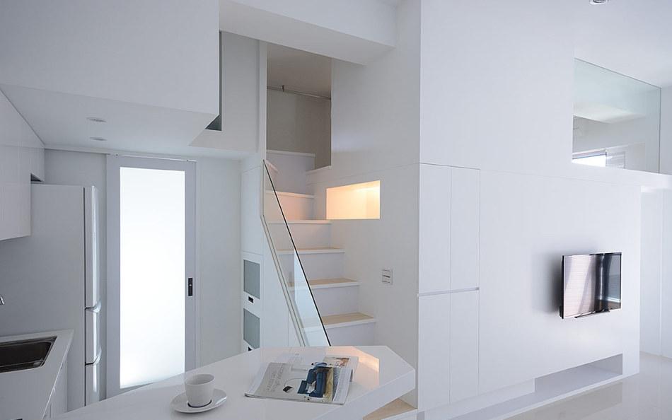 现代风格楼梯设计图片