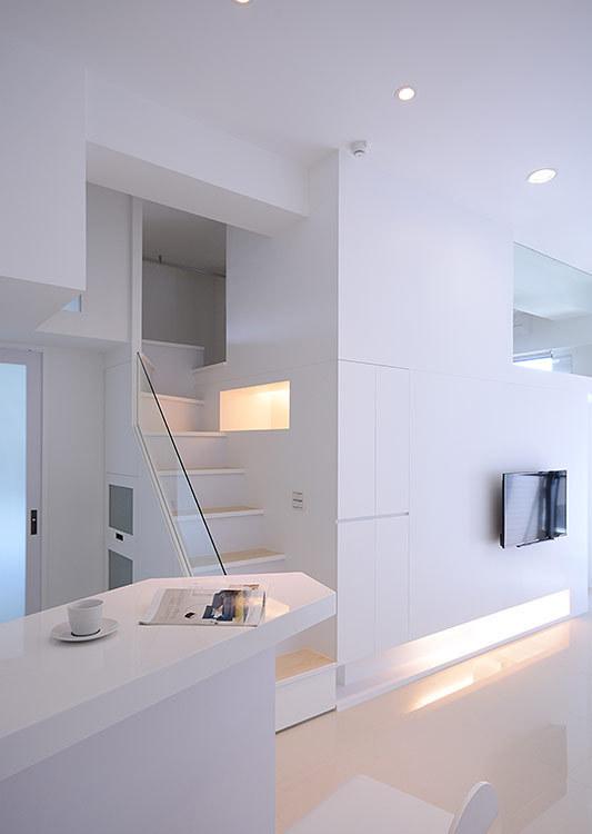 现代风格展示柜设计图片