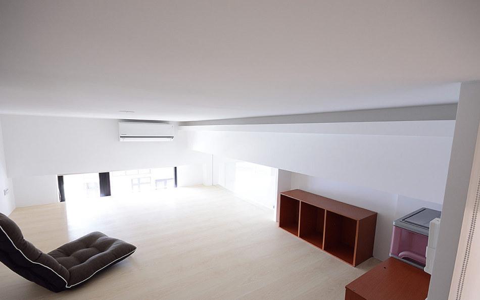 现代风格夹层房间设计图片