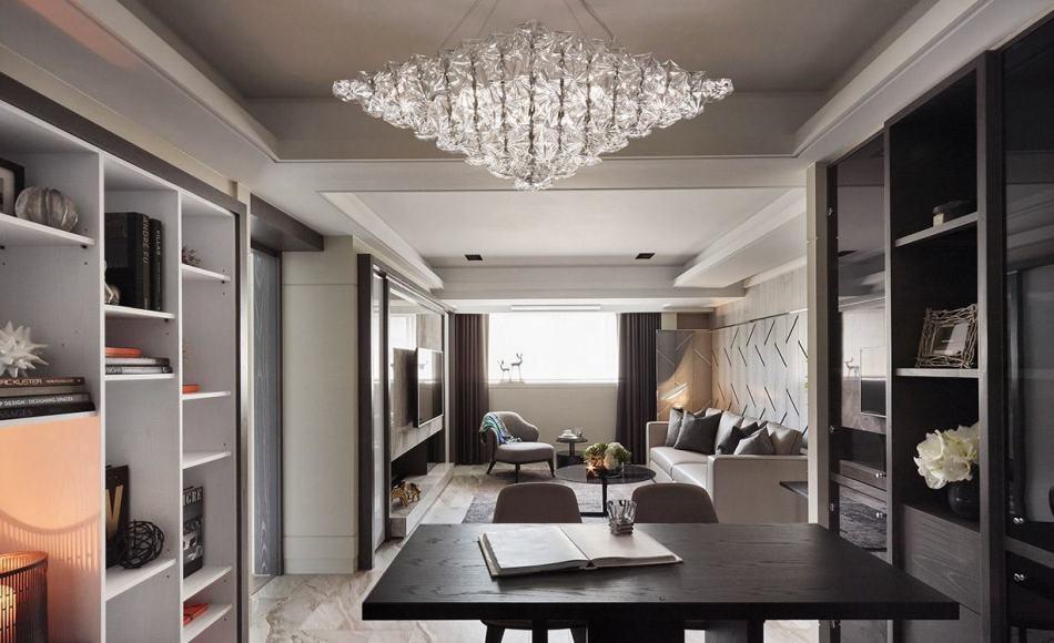 奢华风格造型灯具效果图