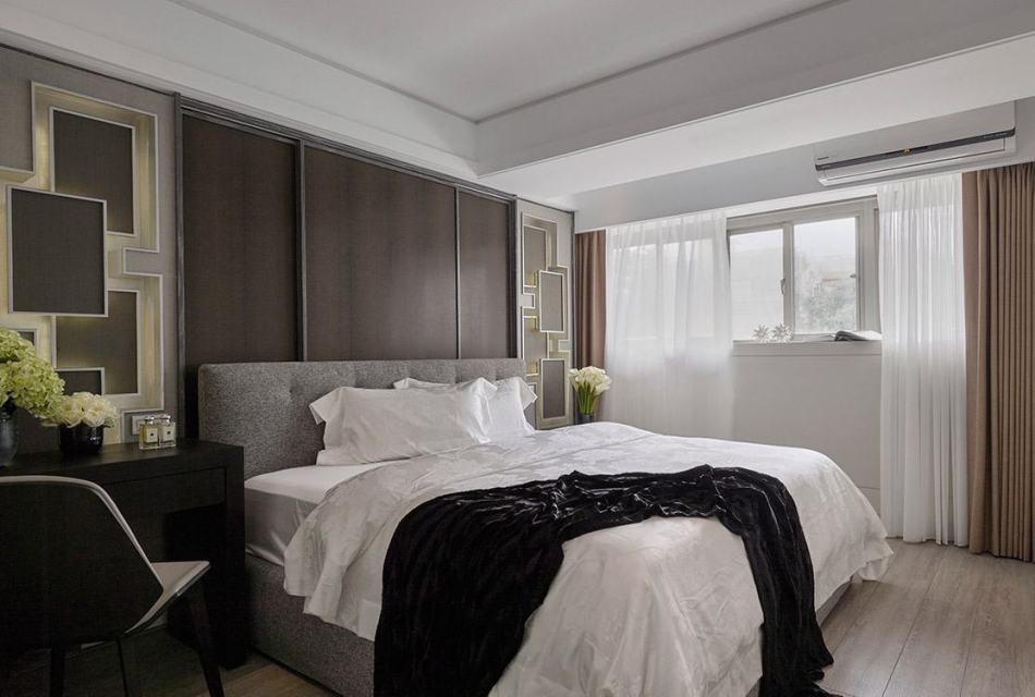 奢华风格主卧室效果图