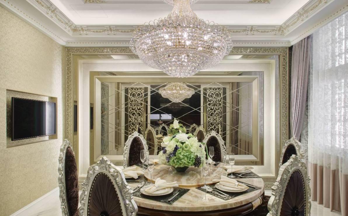 新古典餐厅图