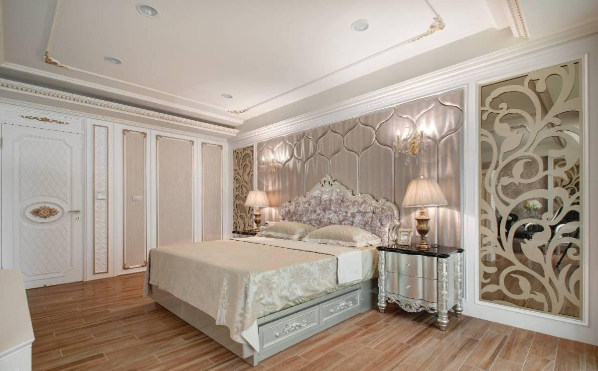 新古典3F主卧室图