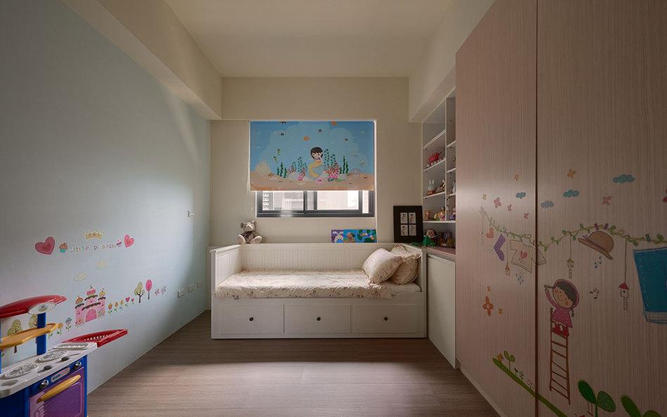 新古典小孩房图片