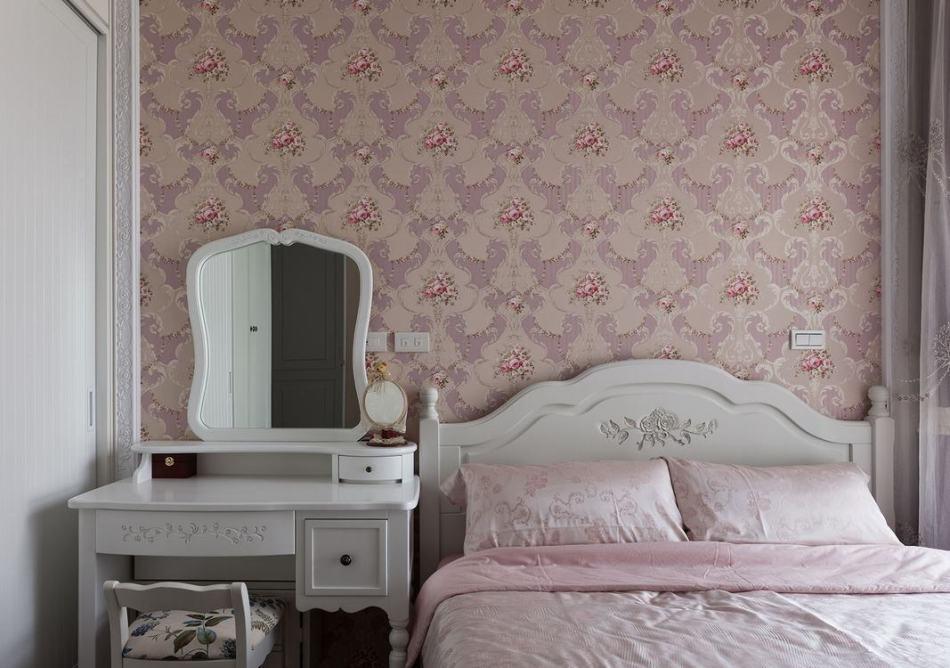 古典奢华女孩房图片