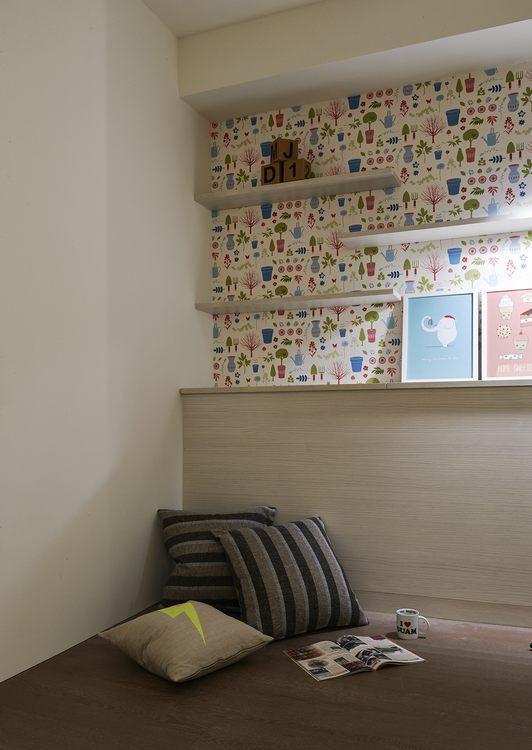 现代风格小孩房装修图片