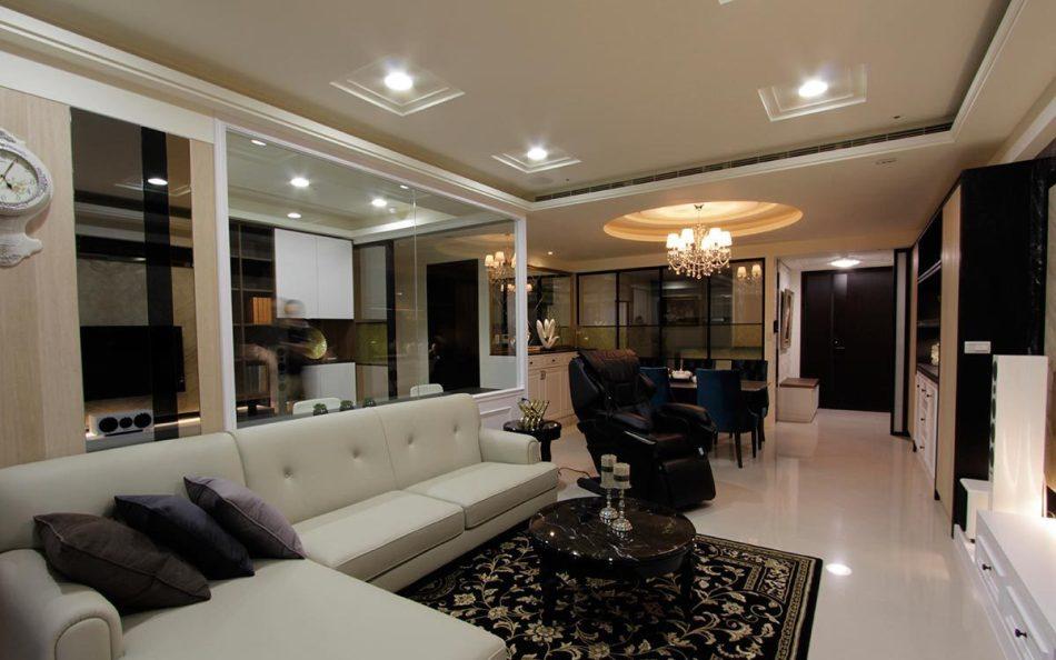 古典风格客厅装修案例