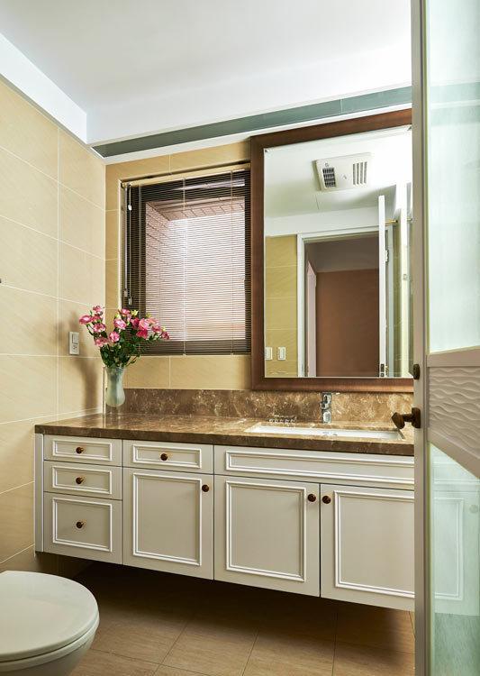 美式风格卫浴图片